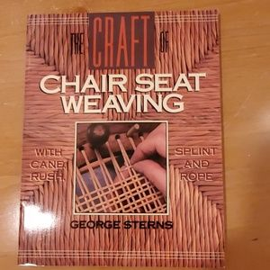 The Craft of Chair Seat Weaving